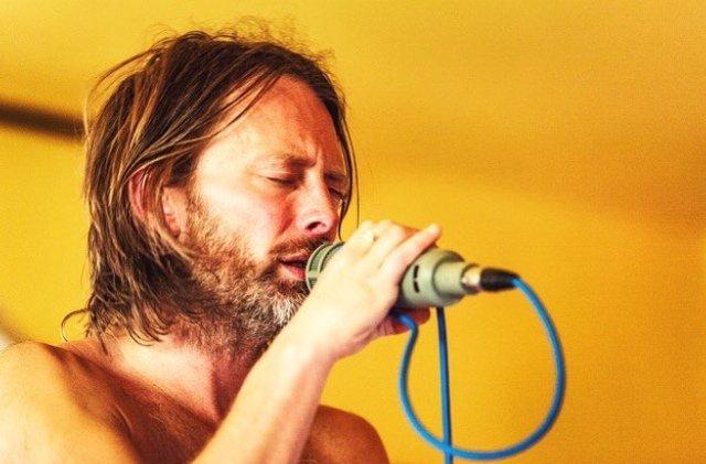 Thom Yorke AntiChrist Forgiveness