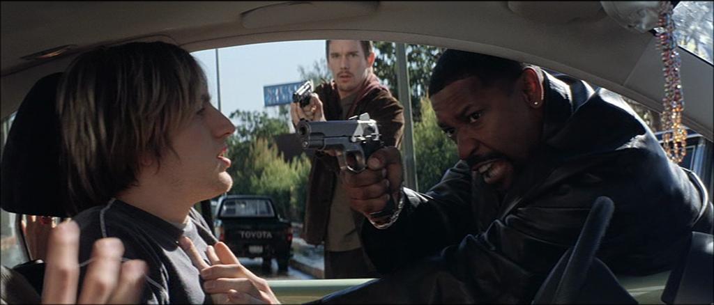 Películas de Denzel Washington  Training Day