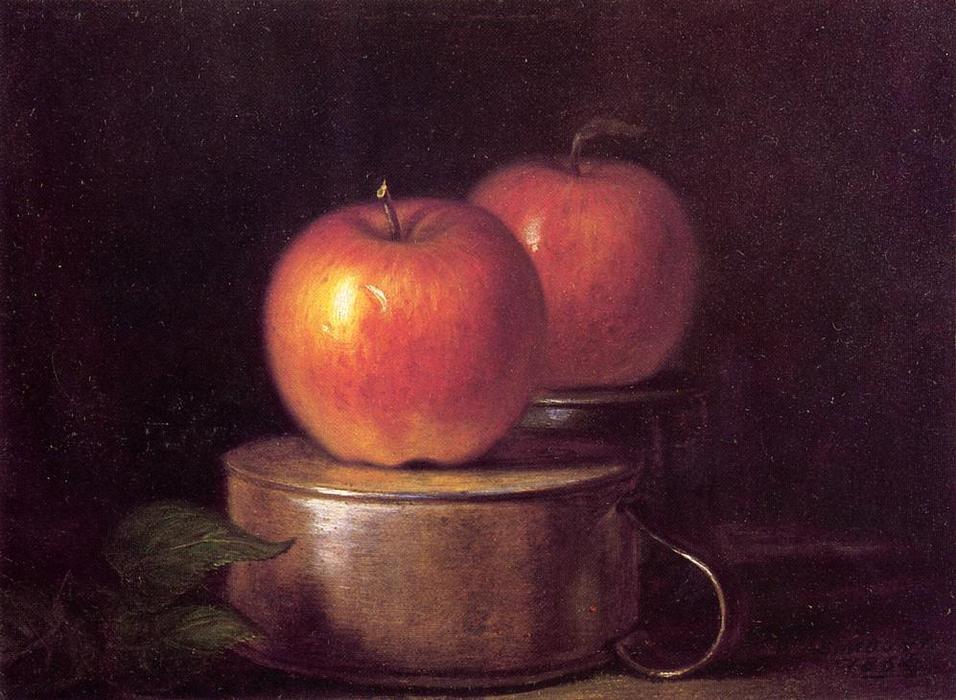 William-Sidney-manzanas