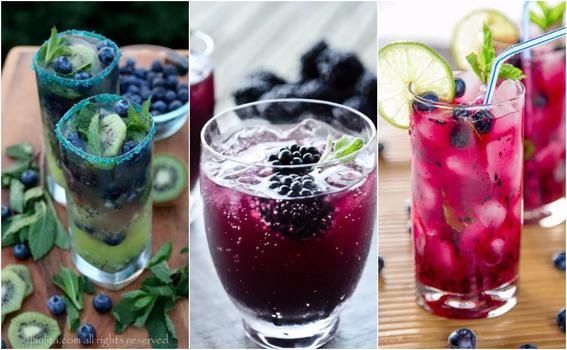 alimentos que te hinchan alcohol