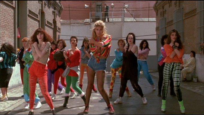almodovar women film high heels