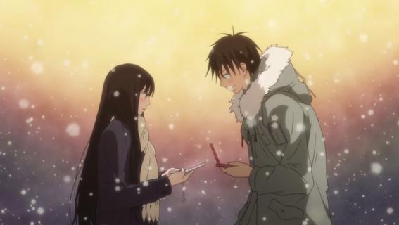 animes romanticos kimi ni todoke