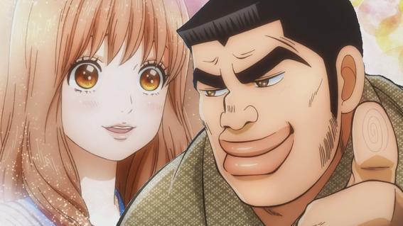 animes romanticos or monogatari