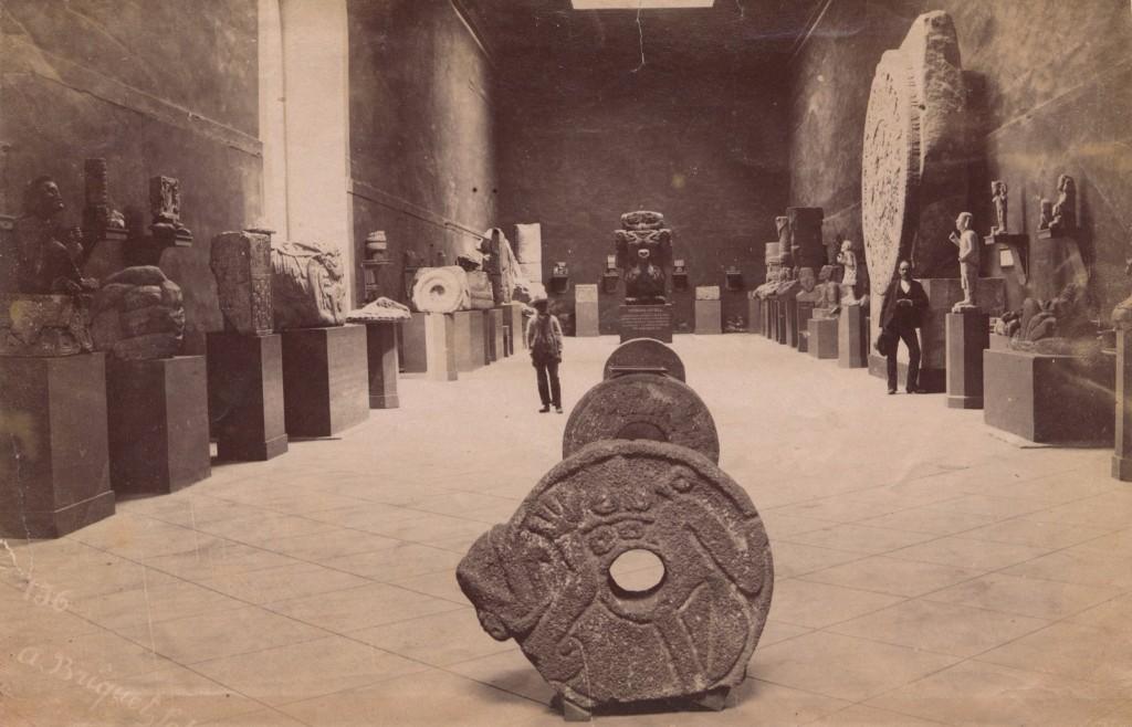 antiguo museo nacional de mexico