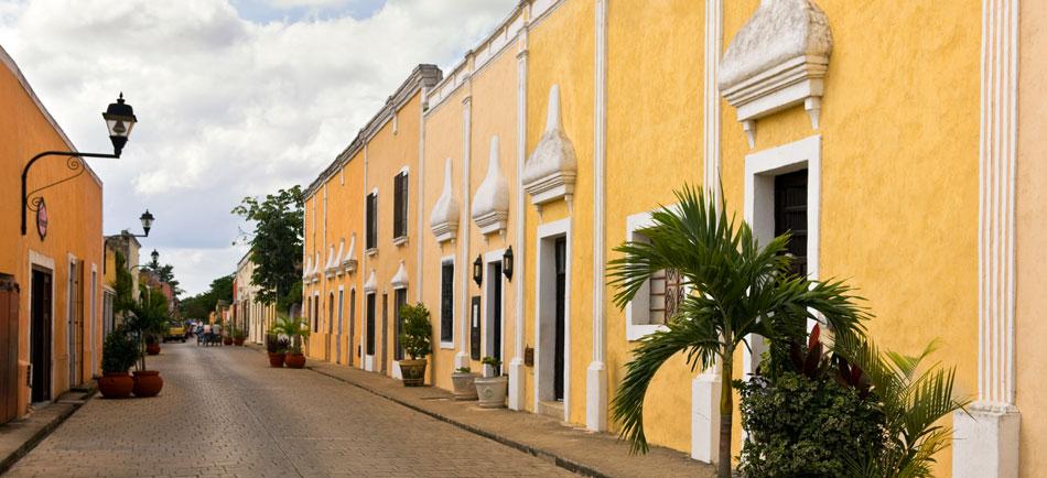 arquitectura de merida mexico