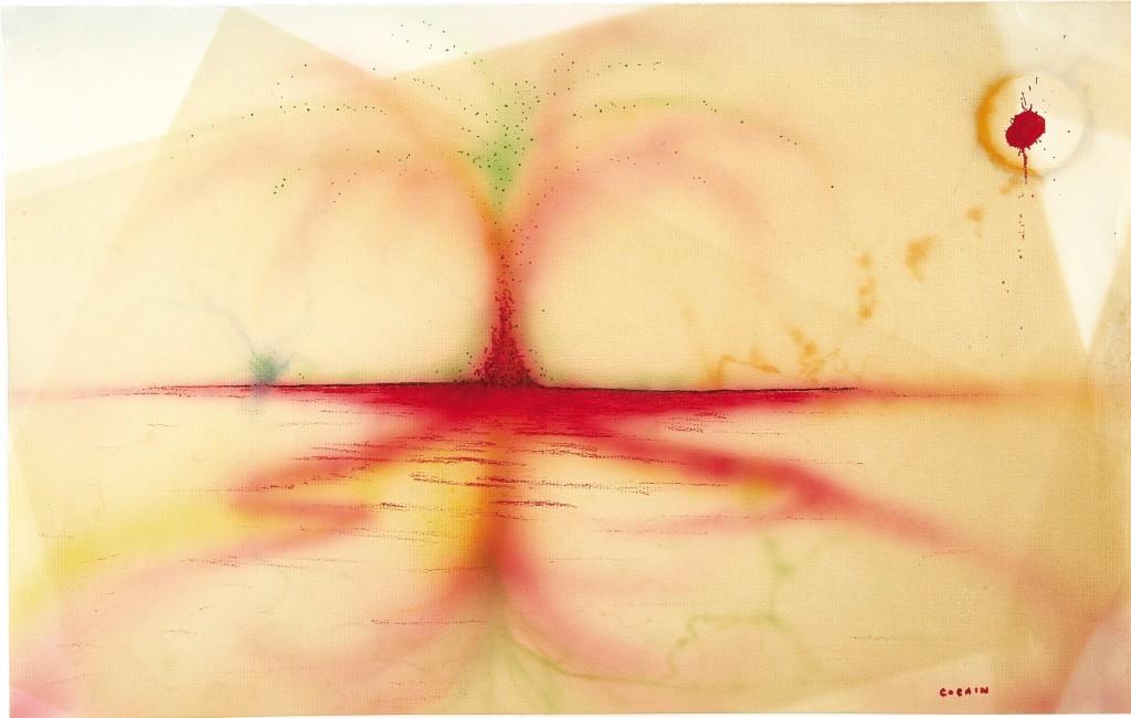 arte kurt Cobain expresionista