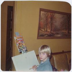arte kurt Cobain