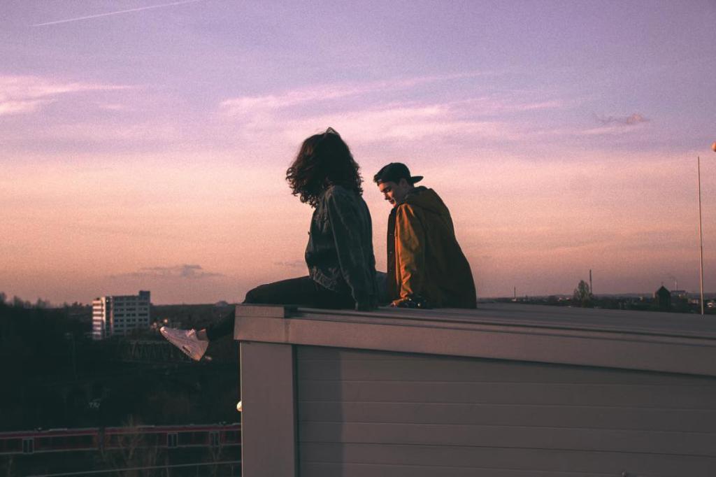 azotea amor conexion emocional de pareja