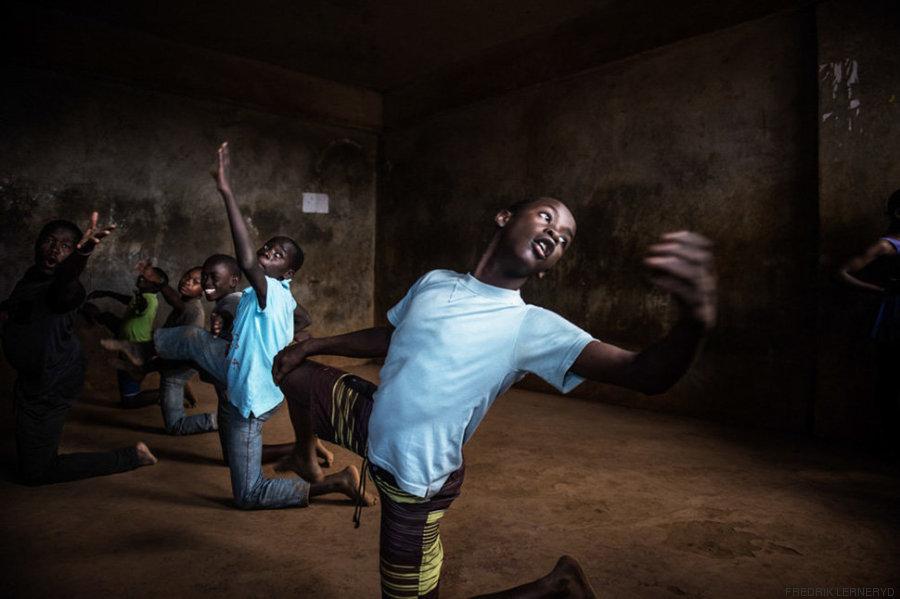 ballet en kibera