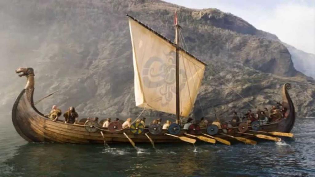 barco mitos de los vikingos
