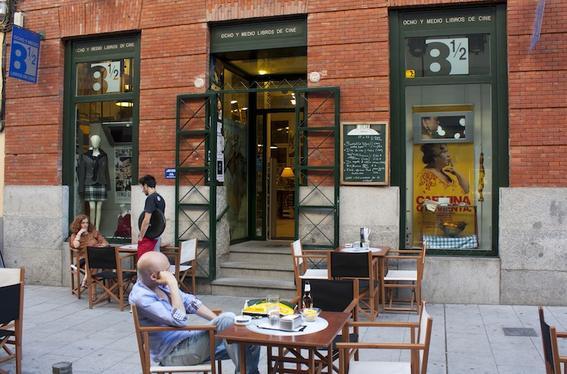 librerias para conocer en madrid