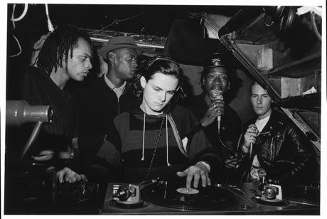 Drum and Bass  british-hip-hop