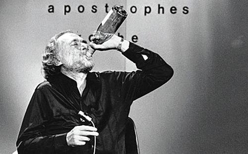 bukowski beber todos los días