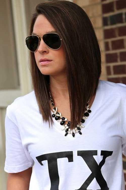 cabello long bob ropa con estilo para mujeres