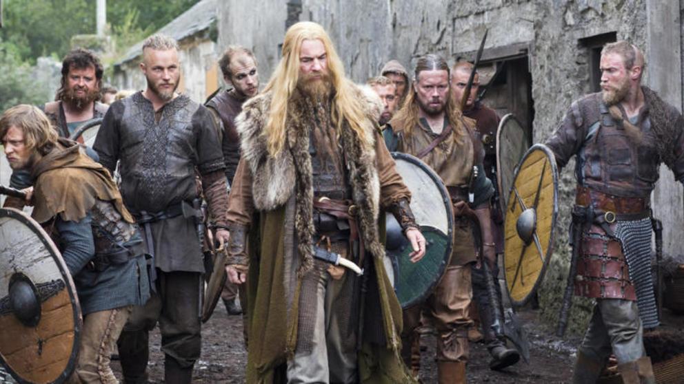 cambiar de forma mitos de los vikingos