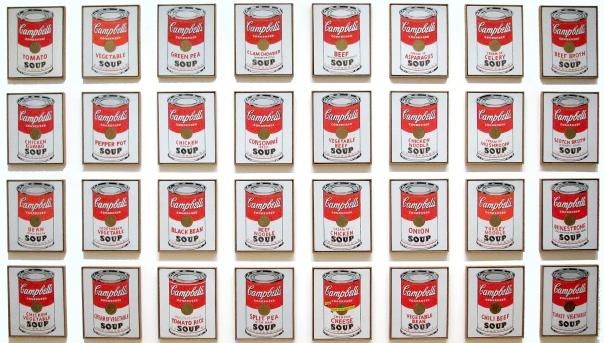 campbells_soup_cans_obras de arte importantes
