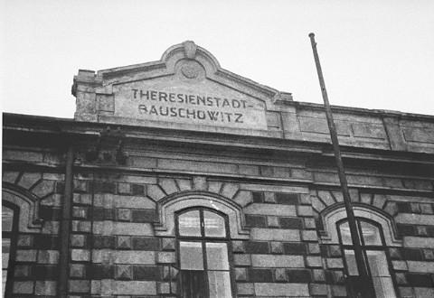 campo de concentracion de Theresienstadt