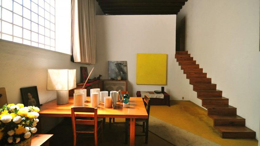 casa estudio de luis barragan