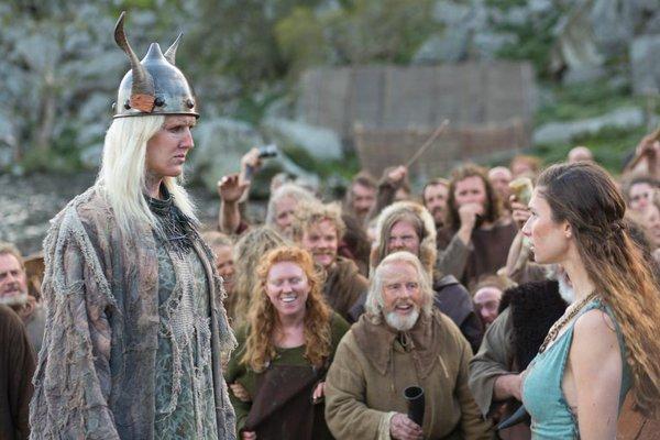 casco mitos de los vikingos
