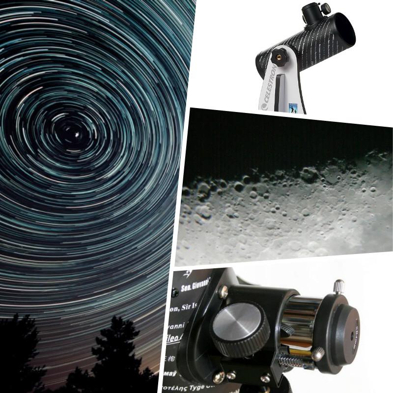 celestron tipos de telescopio dobson