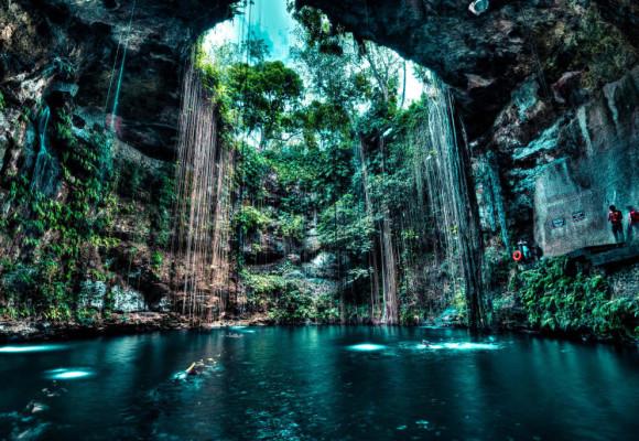 cenotes viajes baratos con amigos