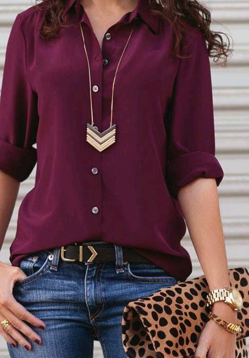 collar estilo clasico moda