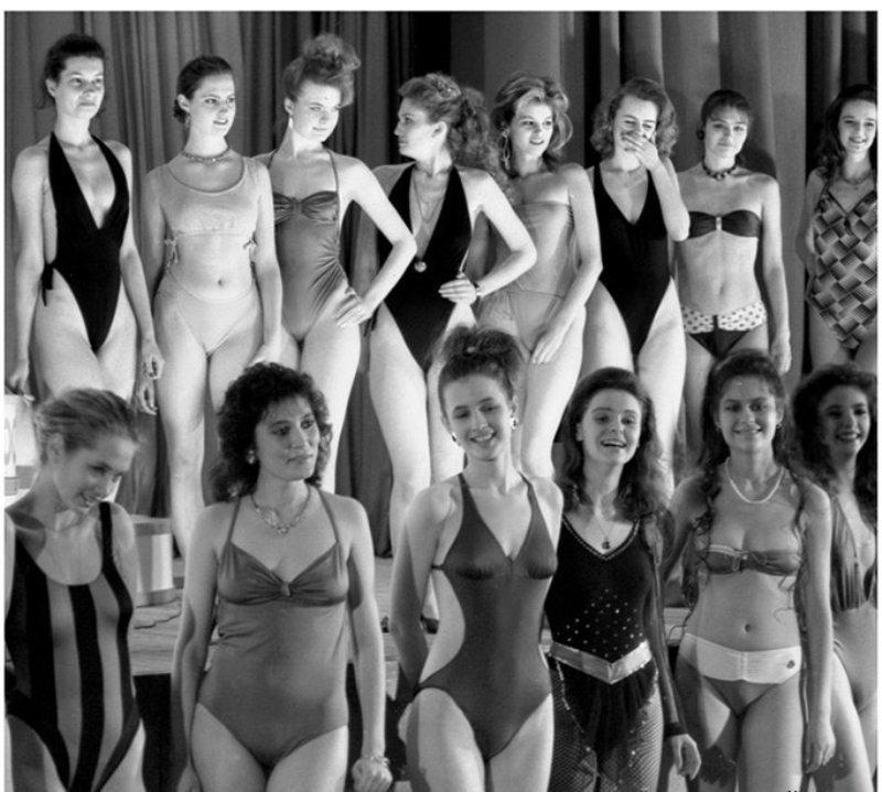 concurso de  belleza  de la union sovietica