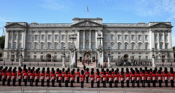 corona britanica palacio