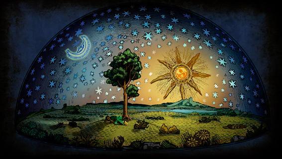 cosmos el cometa halley
