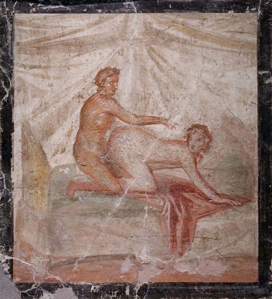 costumbres romanas prostitucion