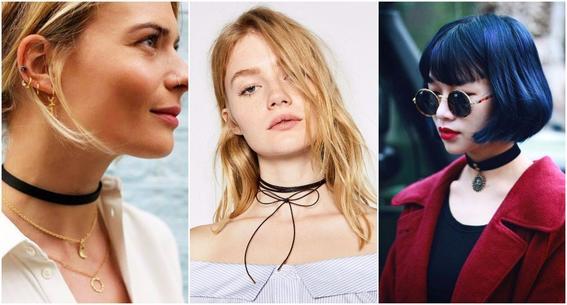 counterculture fashion mainstream choker