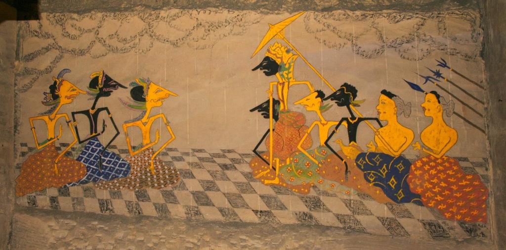 cuevas religiosas pinturas