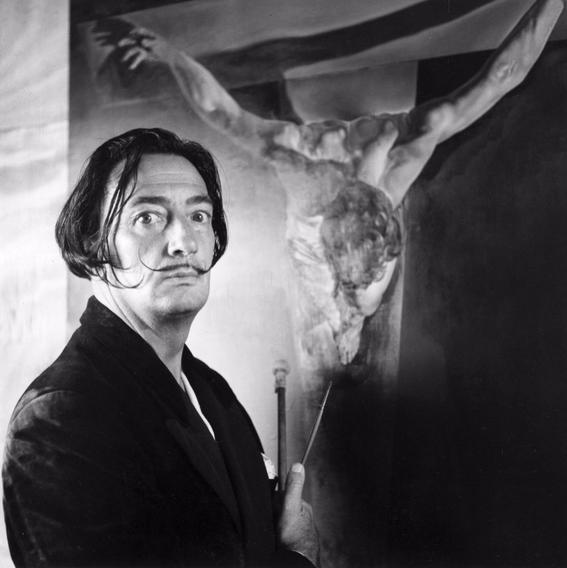 salvador dali overrated crucifixion