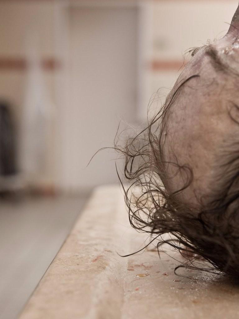 death photography morgue