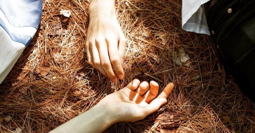 Manos bosque