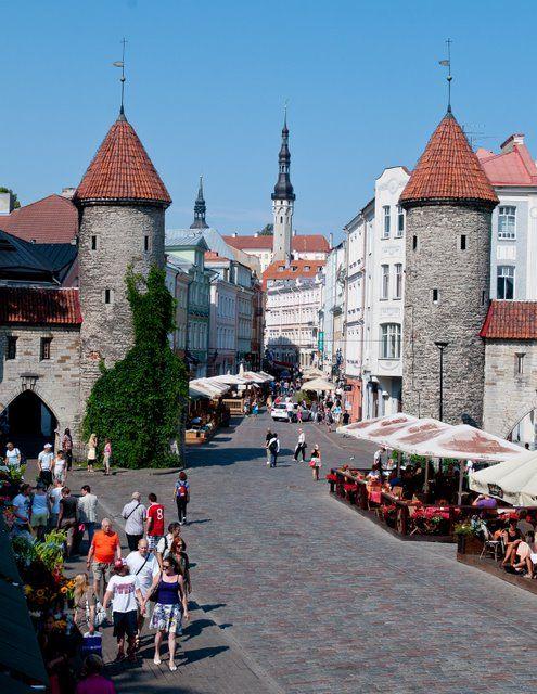 destinos baratos para viajar  ESTONIA UN