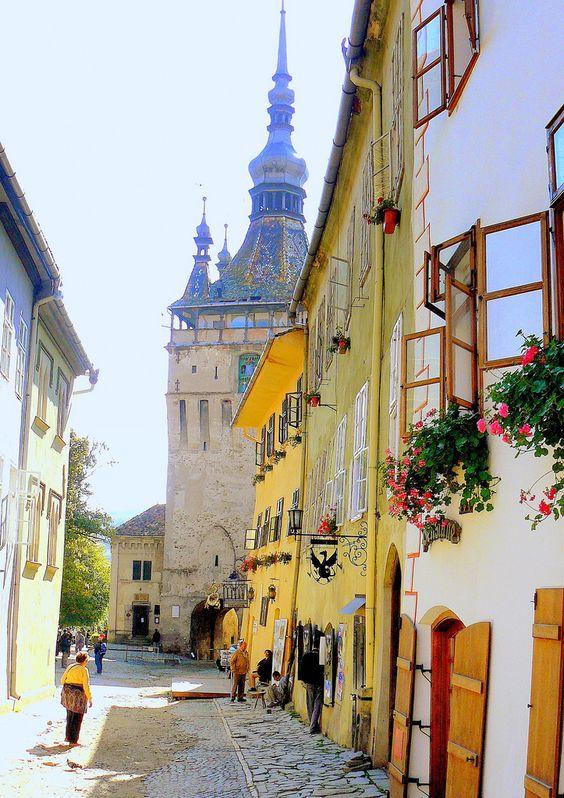 destinos baratos para viajar  transilvania