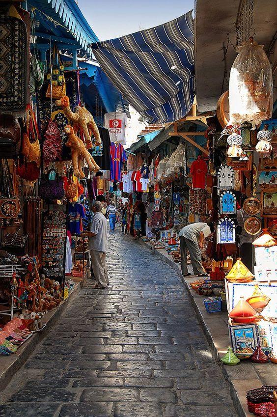 destinos baratos para viajar tunez