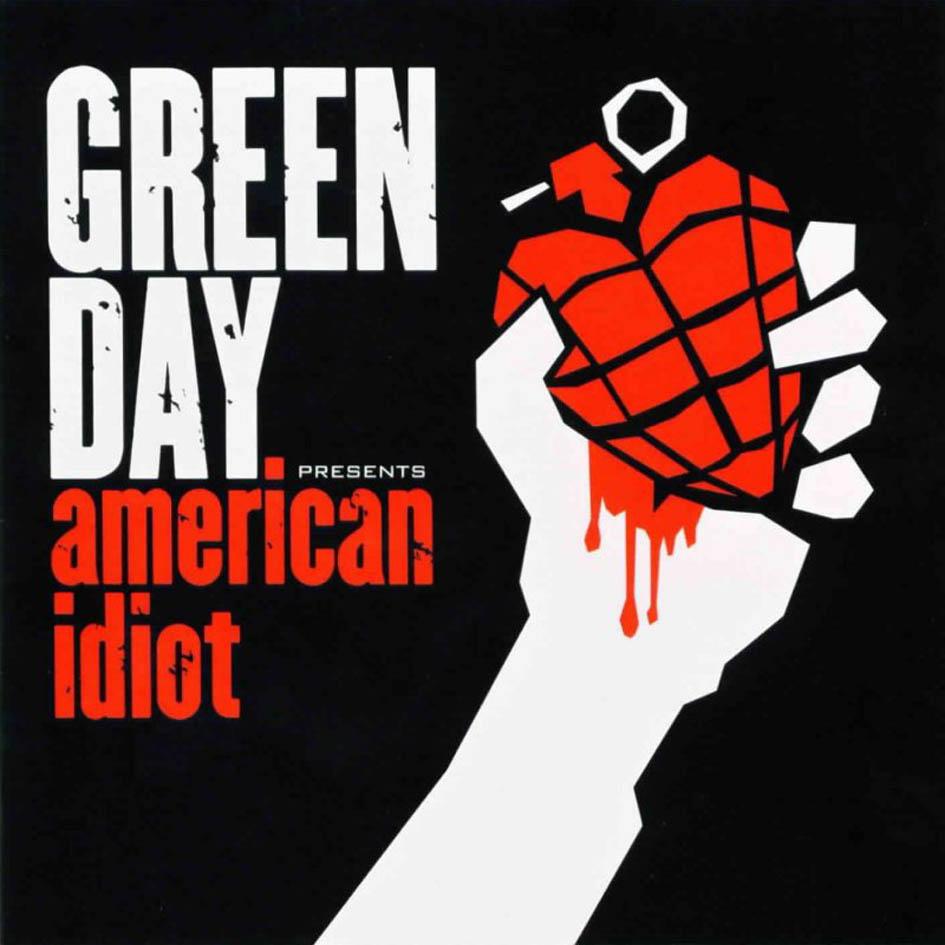 discos emo green day