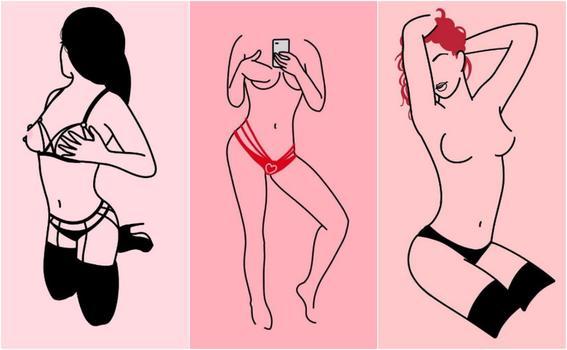disenos eroticos arte