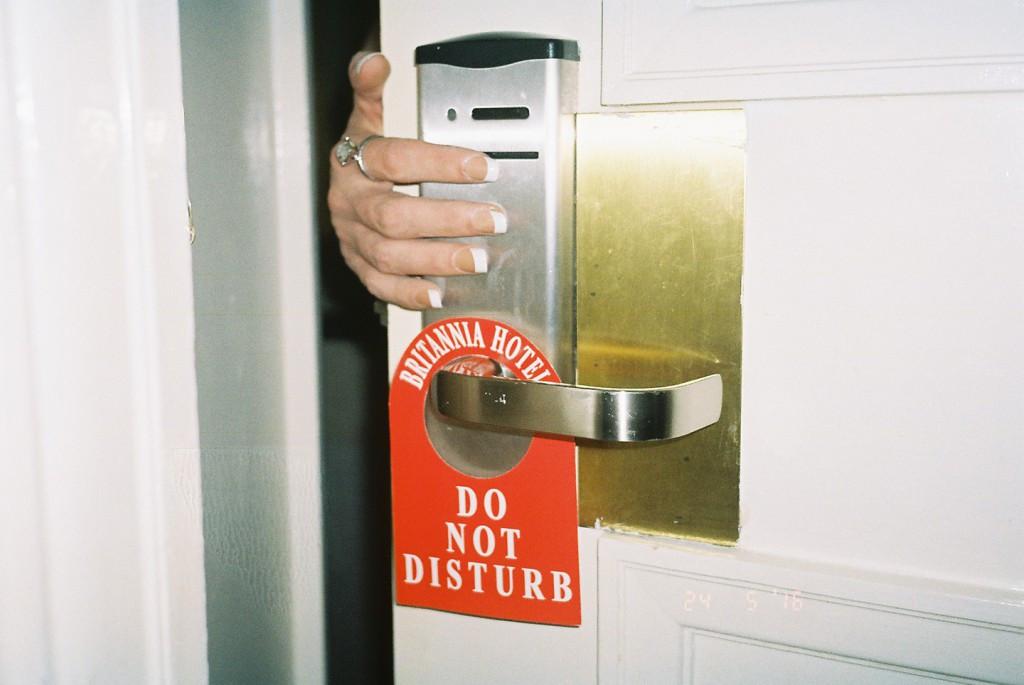do not disturb incomodas fotografias