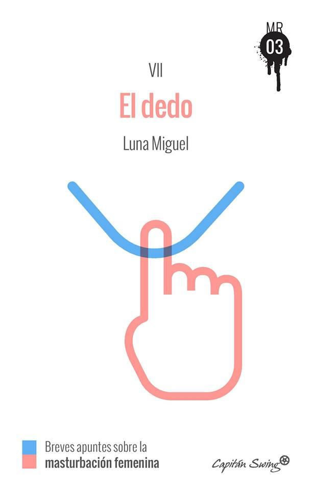 el dedo lista de libros para leer