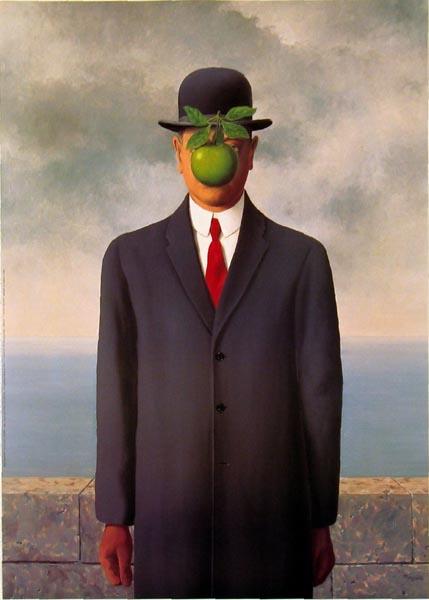 el-hijo-del-hombre-magritte Significado de la manzana en el arte