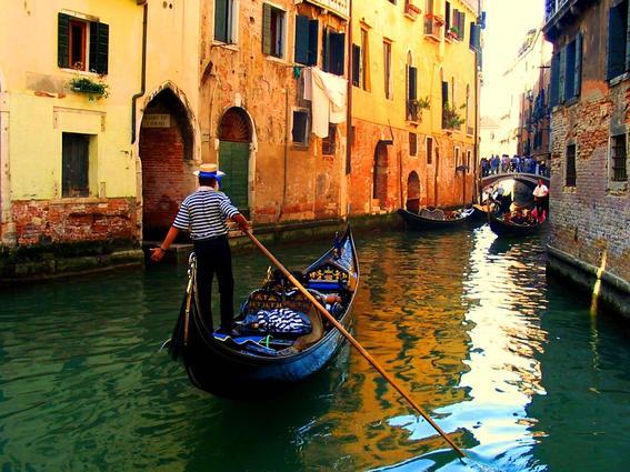 embarcaciones de venecia