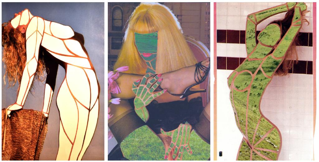 erotic collage sexual freedom