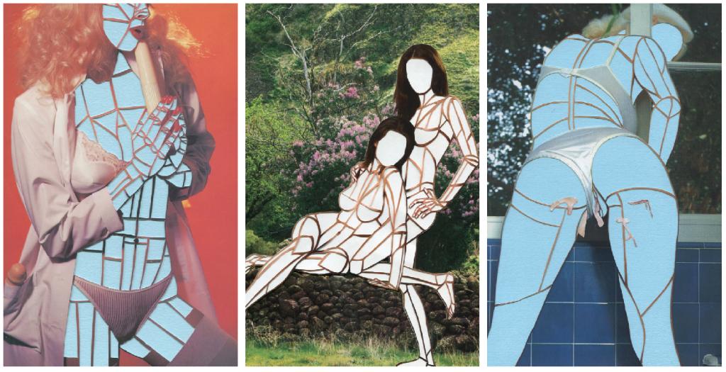 erotic collage zoe ligon