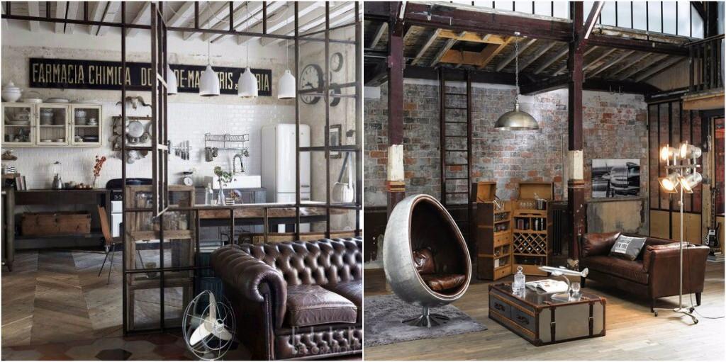 8 estilos de decoraci n que debes conocer para tu primer for Departamentos decorados estilo vintage
