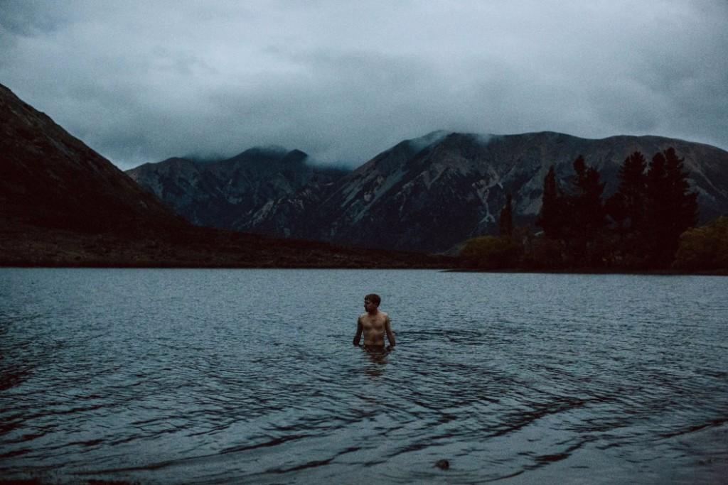 estrellas nueva zelanda lago