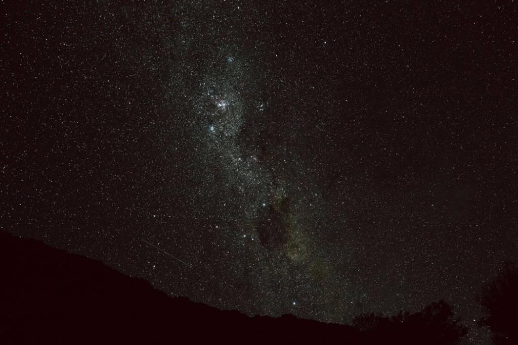 estrellas nueva zelanda via lactea