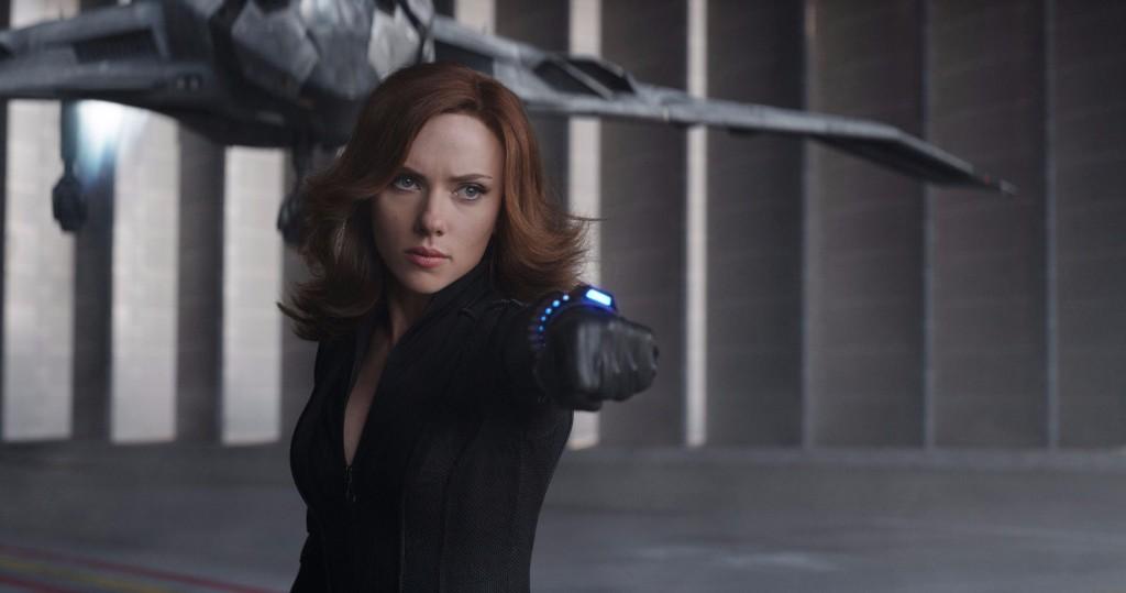 female feminist heroes Black Widow Avengers